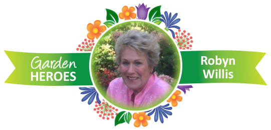 Robyn Willise: Garden Hero
