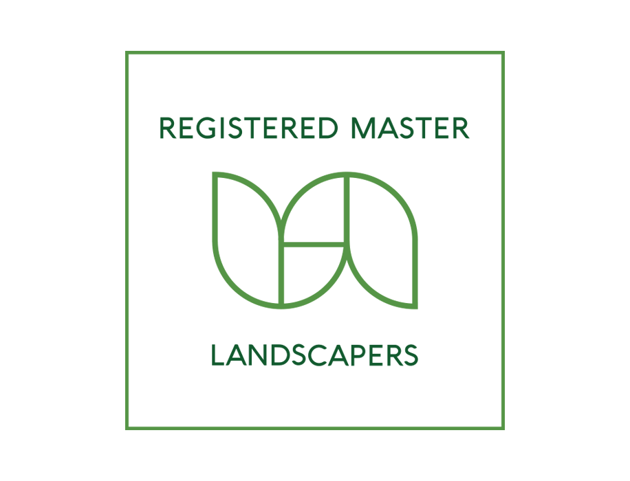 Registered Master Landscapers