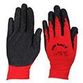 Red Back Gardening Gloves