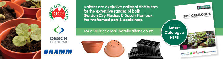 Daltons catalogue of pots and other, November 2019