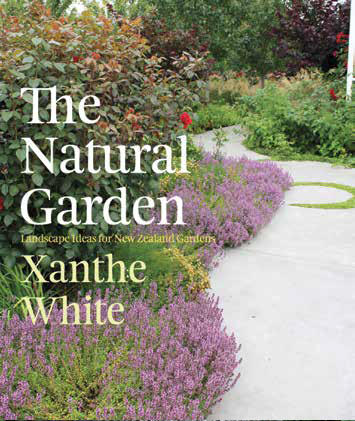 The Natural Garden Book by Xanthe White