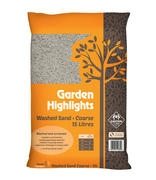 Garden Highlights Washed Sand Coarse 15L