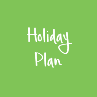 Holiday Plan Newsletter 4