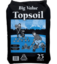 Big Value Topsoil bag