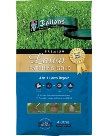 Premium Lawn Patching Gold 4L product