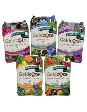 Goldcote Mixes Range